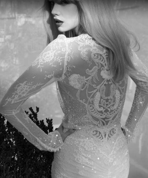 Trendy inbal dror wedding dress collection
