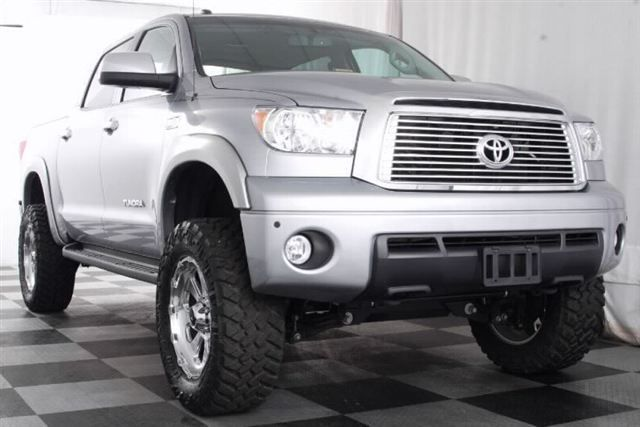 2011 Used Toyota TUNDRA 4X4 CREWMAX*LIMITED*6 INCH LIFT*35 INCH ...