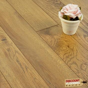 Cavallo Oak Laminate flooring!