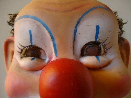 Is This Clown Doll Haunted???