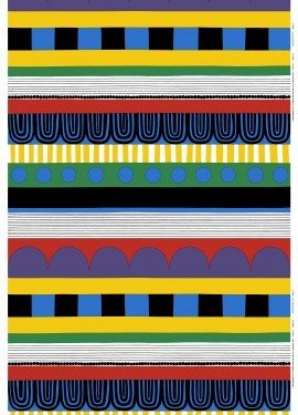 ryijy fabric - marimekko