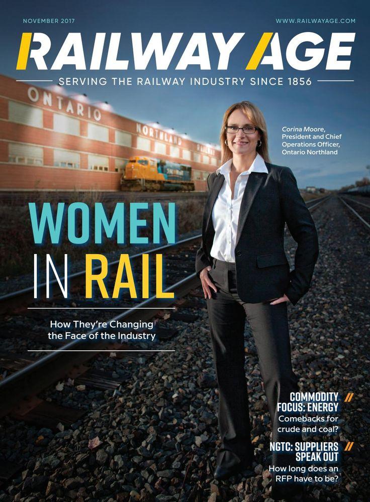 Railway Age November 2017