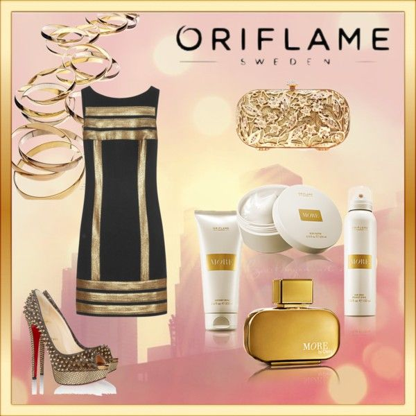 """Colección More by Demi Moore COSMETICOS ORIFLAME"" by lacosmeticadeelyn on Polyvore"