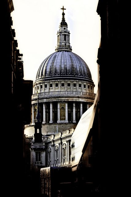 Saint Paul's Cathedral, London 2012