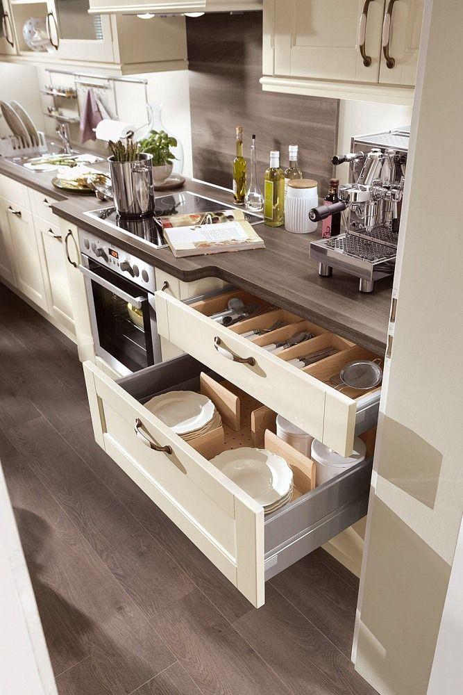 unterschrank einbauküche creme norina 7365 Einbauküche