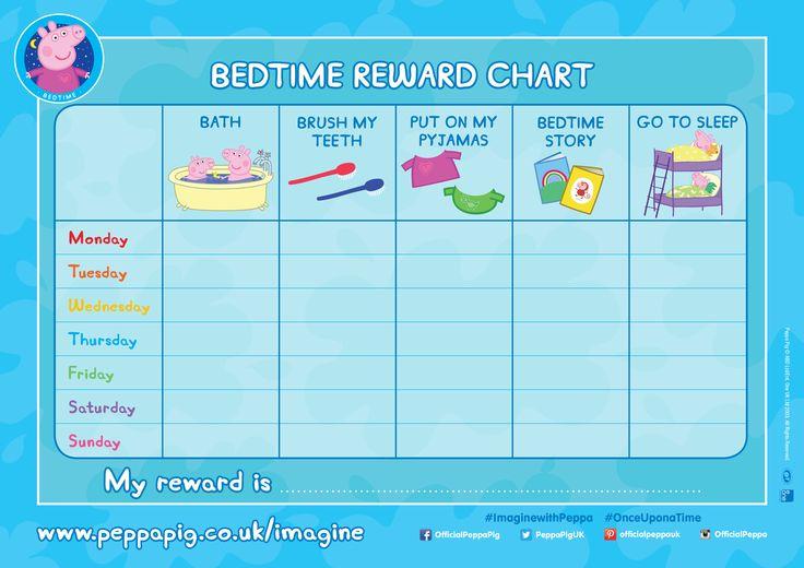 every little piggy needs a good bedtime routine