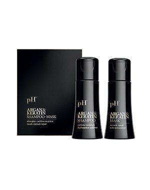 Набор миниатюр для восстановления поврежденных волос с маслом арганы 15+15мл купить от 359 руб в Созвездии красоты