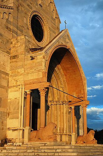 #Ancona Cathedral, Marche, Italy.