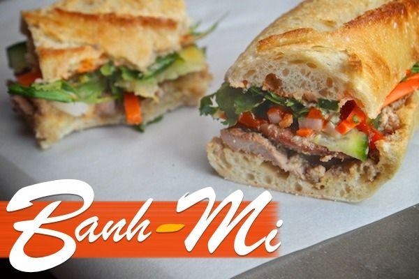 ... on Pinterest | Chicken livers, Pork meatballs and Vietnamese sandwich