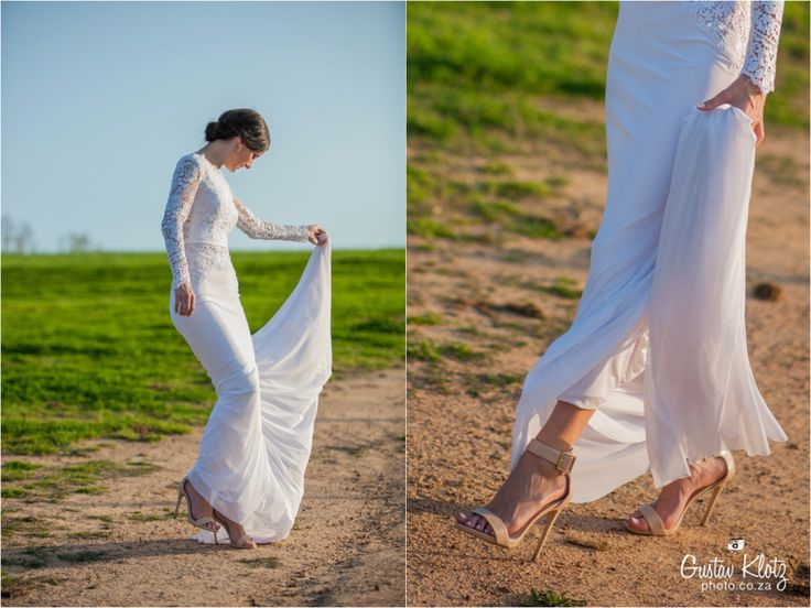 Our beautiful bride, Anneri https://www.facebook.com/RobynRobertsBridalWear/