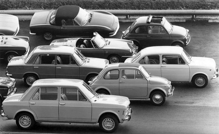 Fiat 128 / 500 / 850 / 124 / Dino