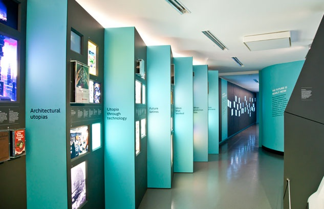 Sense and the City - London Transport Museum - The Hub