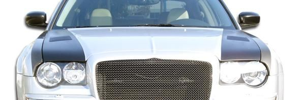 2005-2010 Chrysler 300 300C Duraflex Executive Hood - 1 Piece (Overstock)