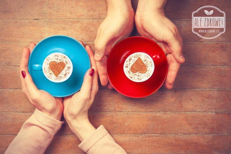 ALE ZDROWE - STYL ŻYCIA - 6 pomysłów jak zmienić picie kawy na jeszcze zdrowsze ; )