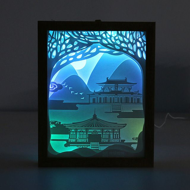 809 best Light images on Pinterest   Paper crafts, Diorama and Dioramas