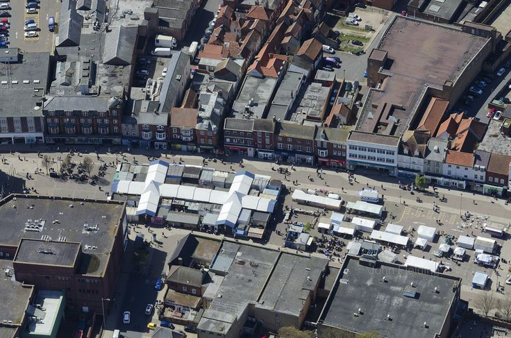 Great Yarmouth Aerial Images   by John D F