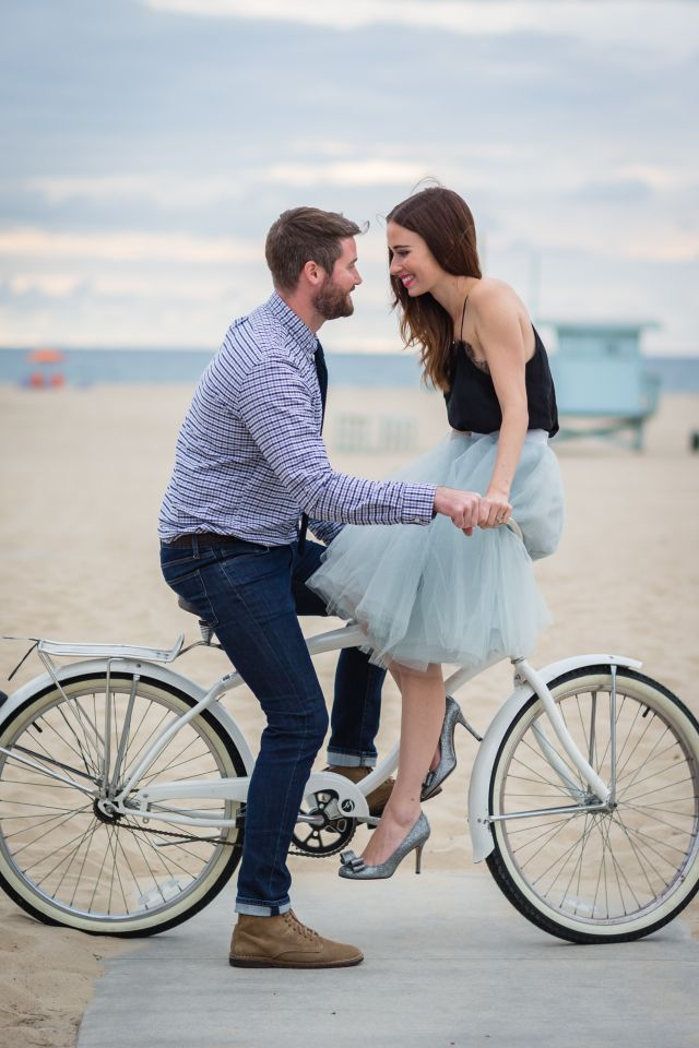 a bicycle built for two (M Loves M)