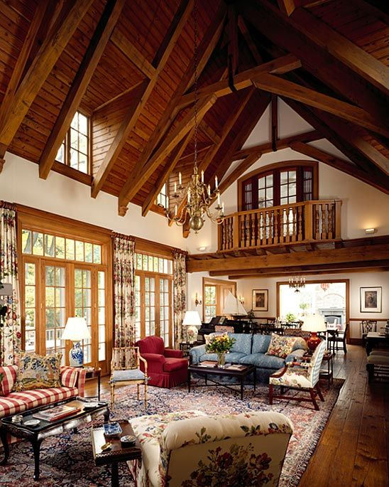 36 Elegant Living Rooms That Are Richly Furnished Decorated: 1000+ Images About Ceilings / Lofting On Pinterest