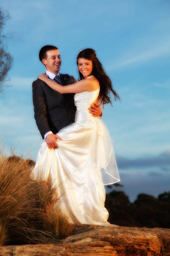 Dodges Ferry Wedding photography - Paul Redding Photographer