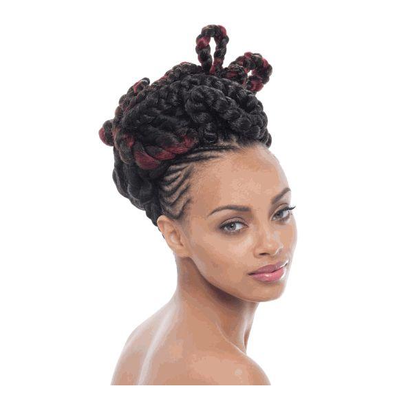 61 best Braiding & Bulk Hair images on Pinterest | Braid ...