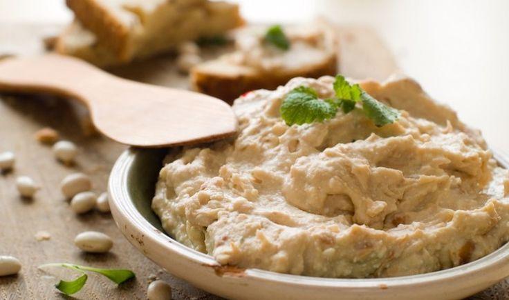 Cucina libanese: l'hummus