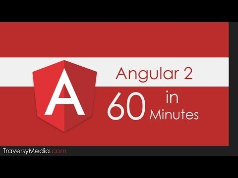 (5) Angular 2 In 60 Minutes - YouTube