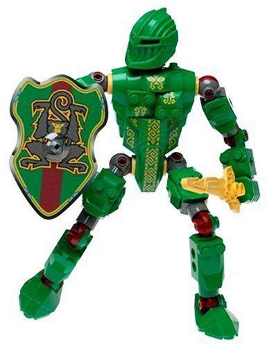 Lego Stories & Themes Knights Kingdom: Rascus Joker Monkey (8784)