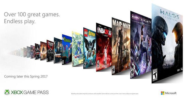 #Juegos #Xbox Xbox Game Pass, nuevo plan de suscripción para acceder a más de 100 juegos