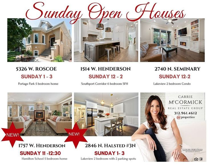 Many fabulous open houses today - stop by! . .. ... .... #openhouse #sundayopenhouse #chicagoopenhouse  #Sundayfunday #sunday #chicago #atproperties