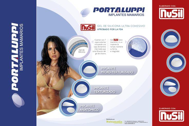 Implantes mamarios de silicona fda