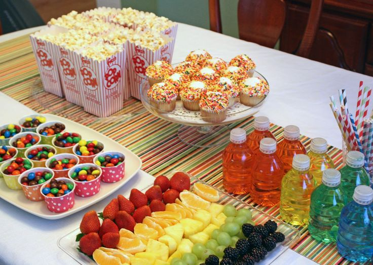 Wedding Snacks For Reception And Here S Our Birthday
