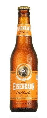 Cerveja Eisenbahn Kölsch - Cervejaria Sudbrack