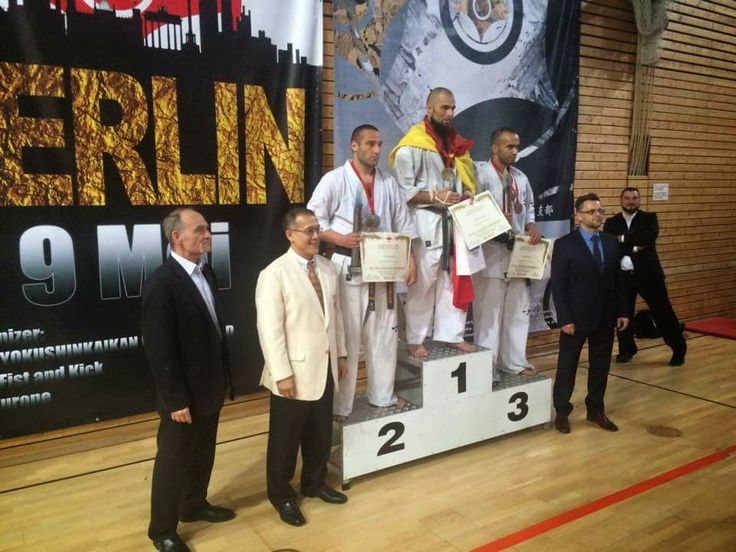 KARATE DAVID: Alejandro Navarro se proclama Campeón de Europa