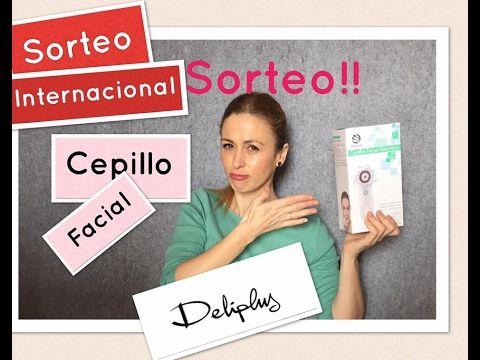 CEPILLO FACIAL DELIPLUS/SORTEO INTERNACIONAL