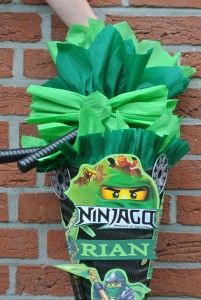 02 ninjago Schultüte