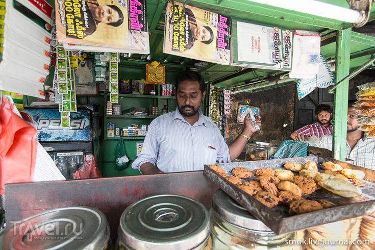 Индия, городская жизнь Ченнаи