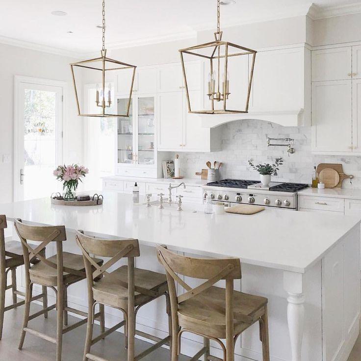 Ungewöhnlich Küche Ideen Für Ranch Häuser Bilder - Küchenschrank ...