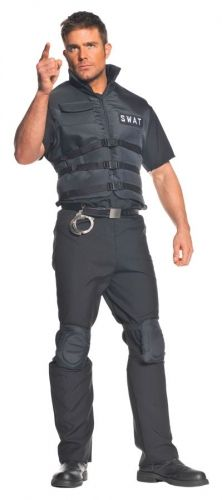 buy costumes online like the swat adult costume standard from australias leading costume shop - Swat Costumes For Halloween