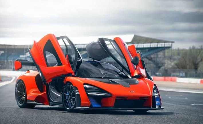 Mclaren Senna 2019 Expensive Sports Cars Most Expensive Sports Car Super Cars