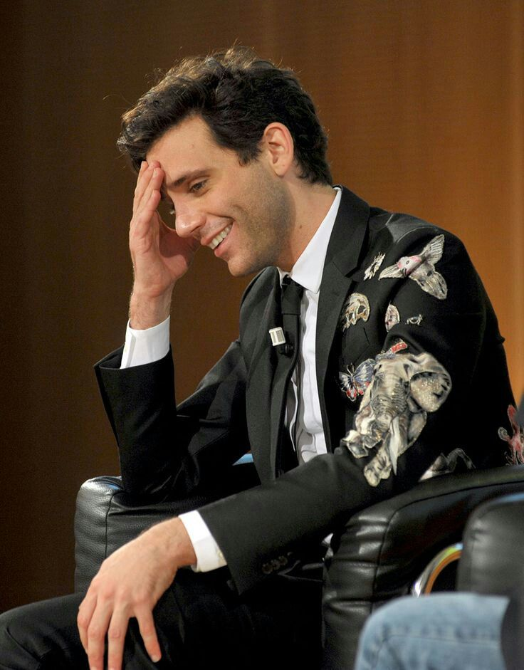 Ooooooooh #Mika ❤❤❤