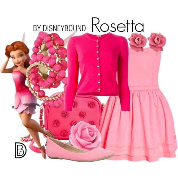 Rosetta Disneybound