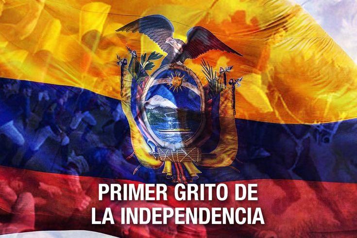 10 de agosto Primer Grito de INDEPENDENCIA de Ecuador | Independencia de Ecuador