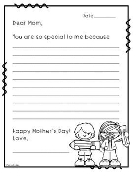 Cute and easy Mother's Day Freebie!