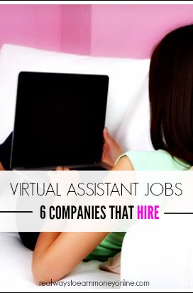 Here's a list of six reputable companies that hire work at home virtual assistants on a regular basis.