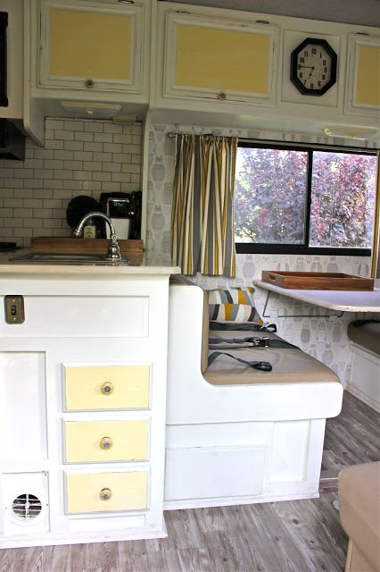 HE Adopted Me First: RV Remodel - After