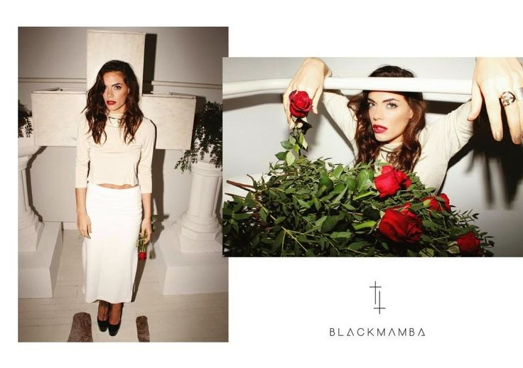 Emilia Attias 2014/2015: Emi Attias para Blackmamba
