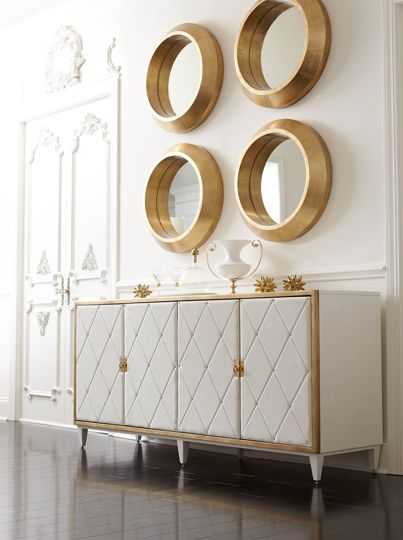 FIRST LOOK: Jet Set Buffet, debuting April 2014 #HPMarket. (Already awarded TOP PICK status by Pulp Design Studios in the DecorMentor High Point Market official preview chat! Thank you so much, Beth + Carolina of Pulp Design Studio! #Bernhardt