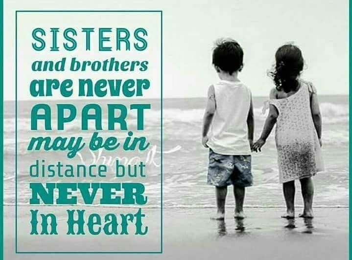 Sisters And Brothers Share A Special Kind Of Love And Bond That Never Broke Tag Brother Sister Quotes Funny Birthday Wishes For Brother Brother Sister Quotes