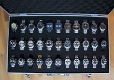 Paul Gavin Shows Us How to Make a Watch Storage Case « On The Dash