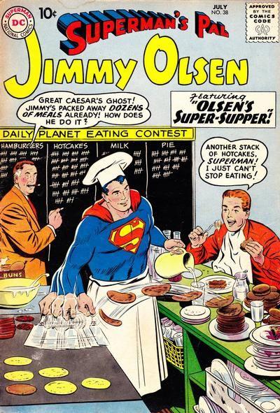 The Twelve Best Covers Of Superman's Pal, Jimmy Olsen - Comics Should Be Good! @ Comic Book ResourcesComics Should Be Good! @ Comic Book Resources